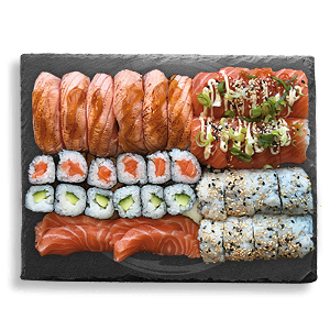 Foto Sushi Sensation Box (38st)