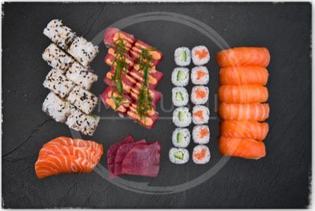 Foto We Love Sushi Box