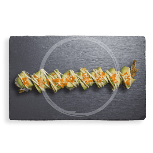 Foto Softshell Crab Roll (8st)